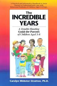Image of The Incredible Years : A Trouble-shooting Guide For Parents Of Children Aged 3-8