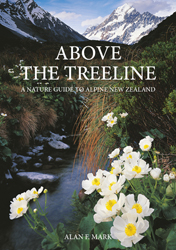 Above The Treeline : A Nature Guide To The New Zealand Mountains