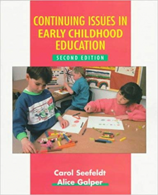 Image of Continuing Issues In Early Childhood Education