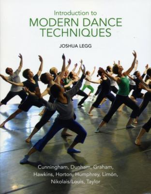 Image of Introduction To Modern Dance Techniques