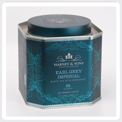 Image of Harney Tea : Hrp Earl Grey Imperial Tin