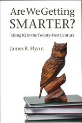 Image of Are We Getting Smarter : Rising Iq In The Twenty First Century