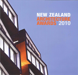 Image of New Zealand Architecture Awards 2010