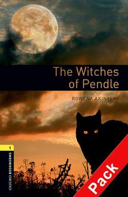 Image of The Witches Of Pendle : Oxford Bookworms Stage 1 Audio Pack