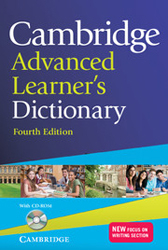 Cambridge Advanced Learners Dictionary : With Cd-rom : Paperback