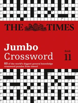 Image of Times Jumbo Crossword : 60 Of The World's Biggest Puzzles From The Times 2