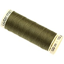 Image of Gutermann Thread Olive 100m
