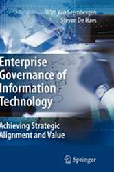 Image of Enterprise Governance Of Information Technology