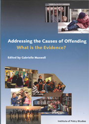 Addressing The Causes Of Offending What Is The Evidence